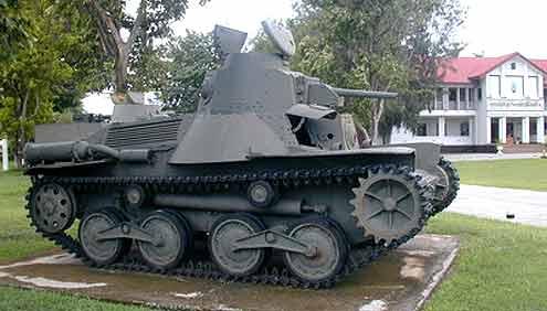 九五式軽戦車の画像 p1_6
